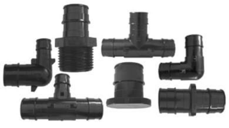 New F1960 Cold Expansion Pex Fittings