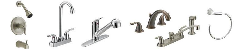 Builder Light Faucet Family Lead Free Faucet Matco Norca