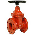 Image of Ductile Iron Gate Valves - Resilient Wedge