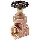 Image of Brass Gate Valves