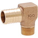 Image of Insert Pipe Fittings - Lead Free
