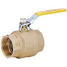 Image of Brass Ball Valves