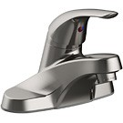 Image of Single Handle Washerless Valve Lavatory Faucets