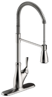 Single Handle Industrial Kitchen Faucet An 155ss