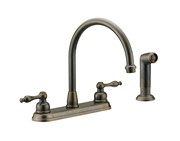 Two Handle Kitchen Faucet Pa 240orb