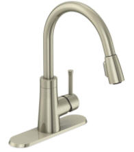Single Handle Pulldown Kitchen Faucet Pd 150ss