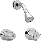 Image of Two Handle Shower Only Trim VE-820C