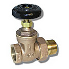 Image of BSGV Steam Radiator Gate Valve - Bronze, Heavy Pattern