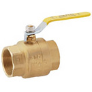 Image of 759 Ball Valve - Full Port, Forged Brass, CSA Certified