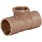 Image of Cast Brass Sweat Adapter Pipe Fittings