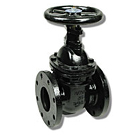 Image of 200F Flanged Cast Iron Gate Valve - NRS