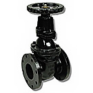 Image of 205F Flanged Cast Iron Gate Valve- OS&Y, Rising Stem
