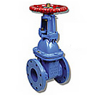 Image of 105U UL/FM Flanged Cast Iron Gate Valve- OS&Y