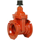 Image of 200MD Ductile Iron Gate Valves - Mechanical Joint