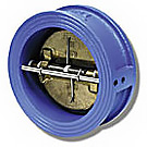 Image of CVC Ductile Iron Wafer Style Check Valve