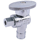 Image of 26-1015PXCELF Lead Free 1/4 Turn Supply Valve 1/2