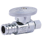 Image of 26-1016PXCELF Lead Free 1/4 Turn Supply Valve 1/2