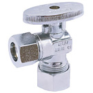 "Image of 26-1023LF Lead Free 1/4 Turn Supply Valve 5/8"" OD Compression x 1/2"" OD Compression"