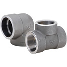 Image of Forged Steel Pipe Fittings