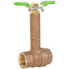 Image of 300BVLF Lead Free Long Bonnet Brass Ball Valve
