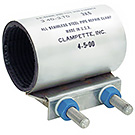 Image of 331 Full Wrap Clamp For Nominal Pipe Size
