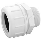Image of 420 Male X Compression PVC Adapter