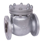 Image of 422CSF Cast Steel Flanged Swing Check Valve