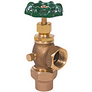 Image of 434DLF Lead Free Meter Valve - With Drain
