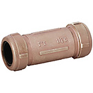 Image of 450L Compression Coupling- Brass- Long
