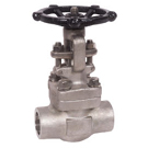 Image of 500FSSW Forged Stainless Steel Gate Valve - Socket Weld