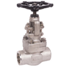 Image of 505FSSW Forged Stainless Steel Globe Valve - Socket Weld