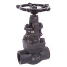 Image of 505FCT Forged Carbon Steel Globe Valve - Threaded