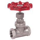 Image of 50SSTH Stainless Steel Threaded Globe Valve