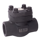 Image of 522FCW Forged Carbon Steel Lift Check Valve - Socket Weld