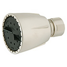 Image of S-125RF & S-125SRF - Standard Plastic Showerhead, Single Function, Watersaver