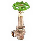 Image of 200ALLF Lead Free Brass Angle Globe Valve