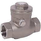 Image of 60SSTH Stainless Steel Threaded Check Valve