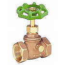 Image of 202LF Lead Free Brass Stop and Waste Valve