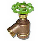 Image of 203TFLF Lead Free Brass Bent Nose Garden Valve