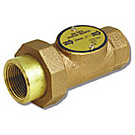 Image of DCVLF Lead Free Bronze Dual Check Back Flow Preventer