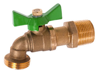 Image of 646BVLF Lead Free Hose Bibb- Forged Brass