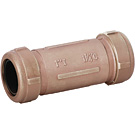 Image of 450LLF Lead Free Brass Compression Coupling - Long