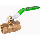 Image of 750LF Lead Free Ball Valve - Full Port, Forged Brass