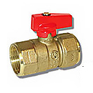 Image of 58LGAN Gas Ball Valve- CSA Certified, Two Piece