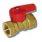Image of 59LGA Gas Ball Valve- CSA Certified, One Piece, Fip X Fip