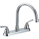 Image of Two Handle Kitchen Faucet PO-200C