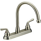 Image of Two Handle Kitchen Faucet PO-200SS