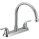 Image of Two Handle Kitchen Faucet BL-250C