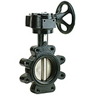 Image of B5 Butterfly Valve - Wafer & Lug Style