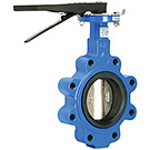 Image of B6 Butterfly Valve - Wafer & Lug Style